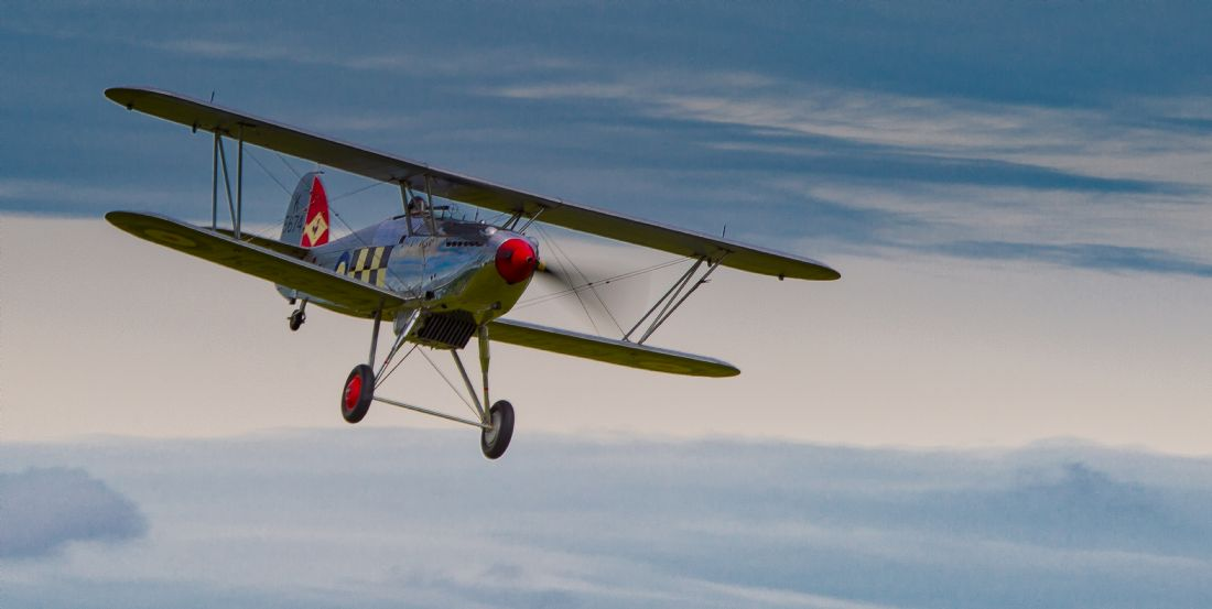 Tom Dolezal | Hawker Fury