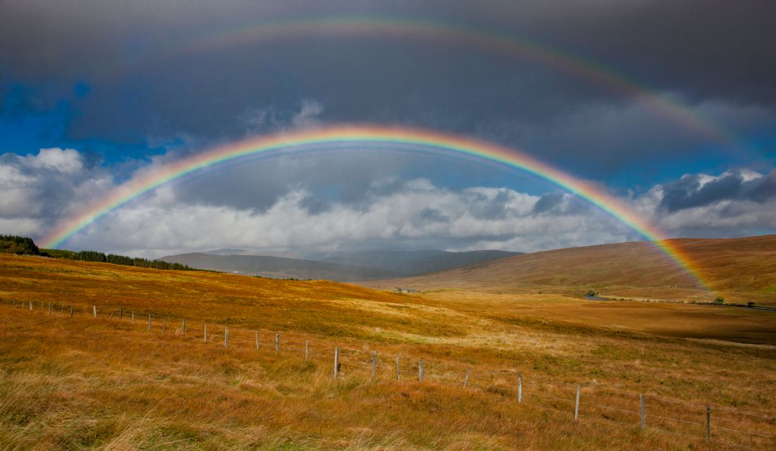 Tom Dolezal | Rainbows over the glen