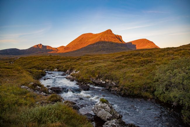 Tom Dolezal | Quinag at sunrise