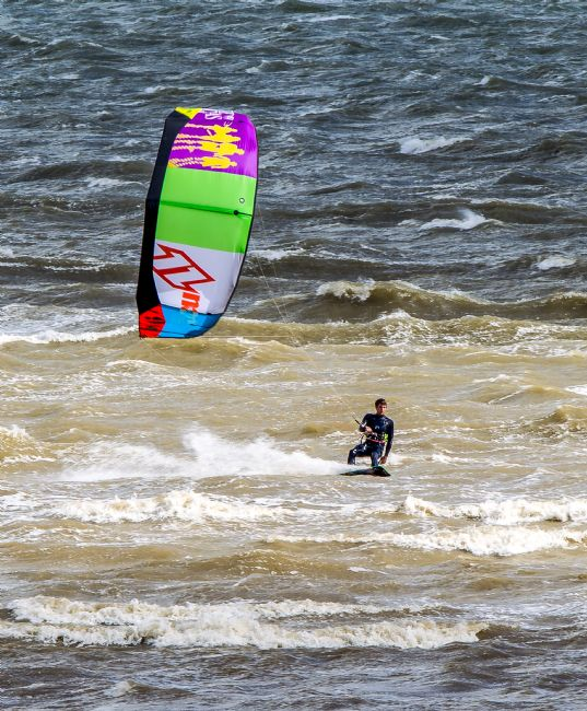 Tom Dolezal | The Kitesurfer