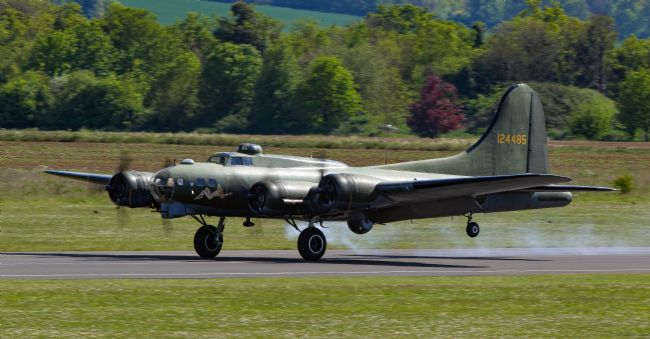 Tom Dolezal | Sally B landing