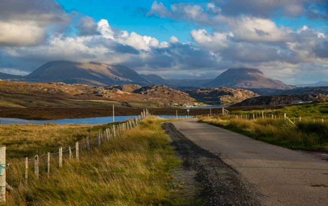 Tom Dolezal | Road to Assynt