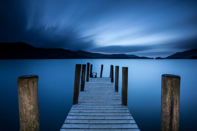 Tom Dolezal | Derwent Water evening
