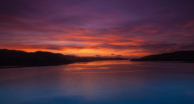 Tom Dolezal | Assynt sunset