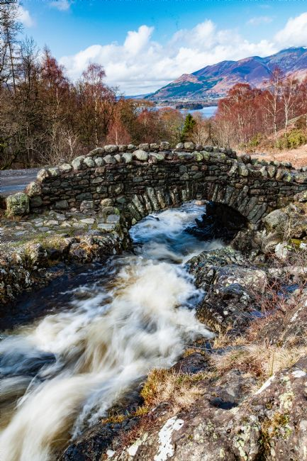 Tom Dolezal | Ashness Bridge view