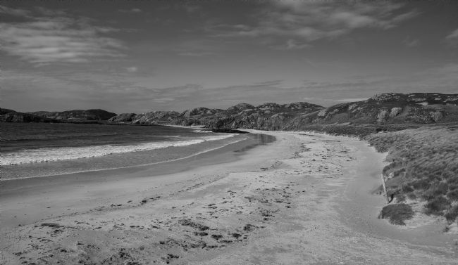 Tom Dolezal | Balnakeil Beach view