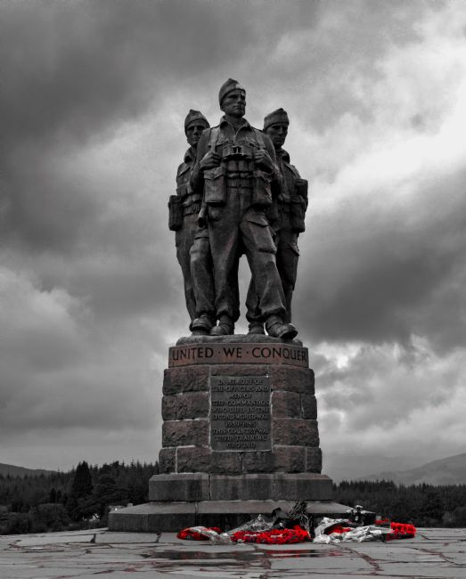 Tom Dolezal | Commando Memorial at Spean Bridge