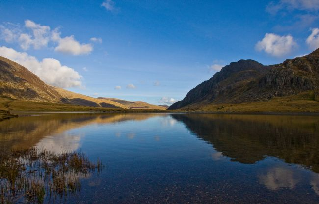 Tom Dolezal | Snowdonia reflections