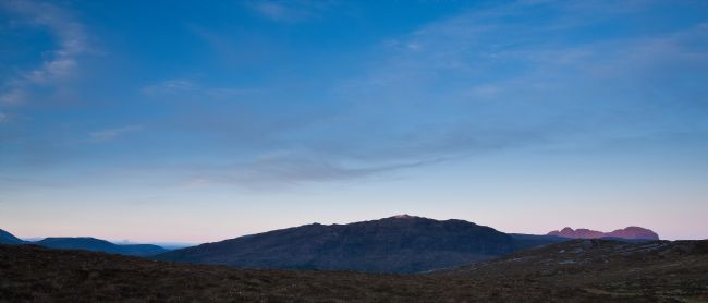 Tom Dolezal | Assynt dawn