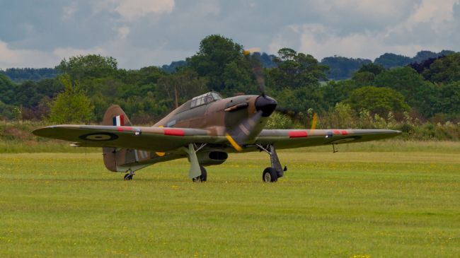 Tom Dolezal | Hawker Hurricane