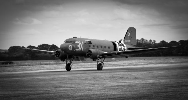 Tom Dolezal | C47 take off