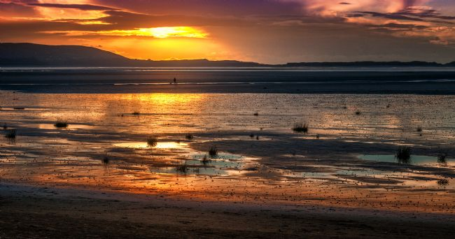 Clive Martin | Sunset Over Cefn Bryn