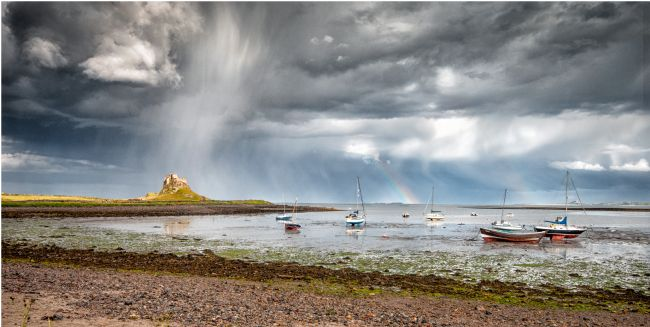 Clive Martin | Holy Island