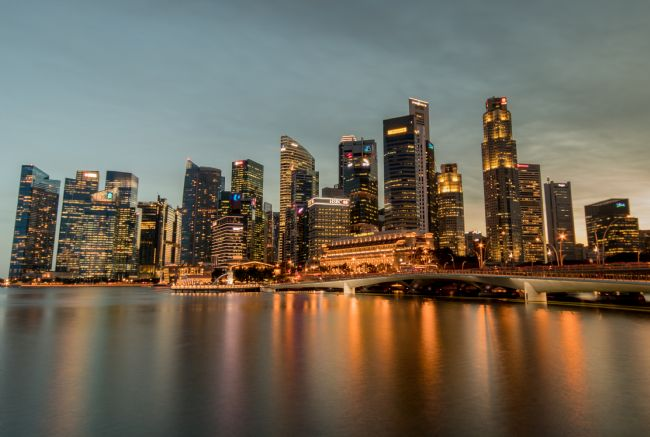 Stuart Clarke | Downtown Singapore