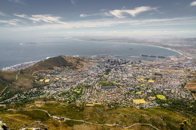 Alexey Stiop | Cape Town