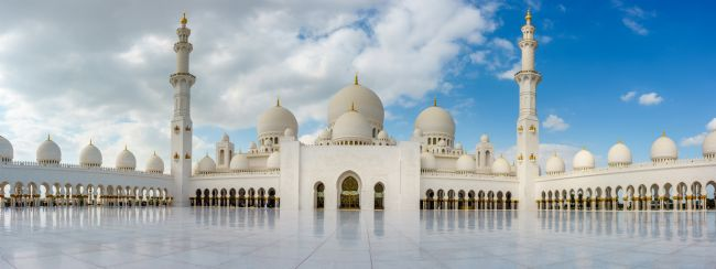 Alexey Stiop | Sheikh Zayed Grand Mosque