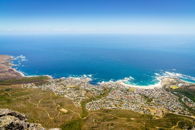 Alexey Stiop | Camps Bay in Cape Town