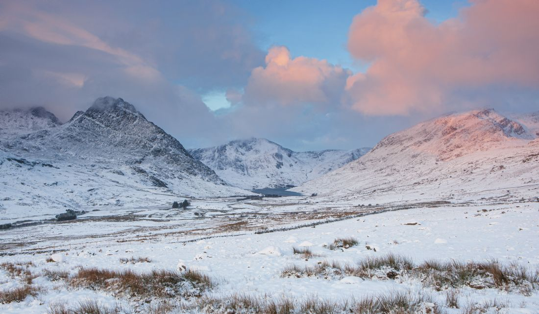 Rory Trappe | The Ogwen Valley - Mid Winter