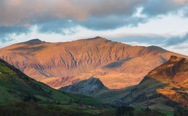 Rory Trappe | Snowdon from Llyn Nantlle