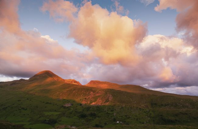 Rory Trappe | Moelwyn mawr from the Cnicht path