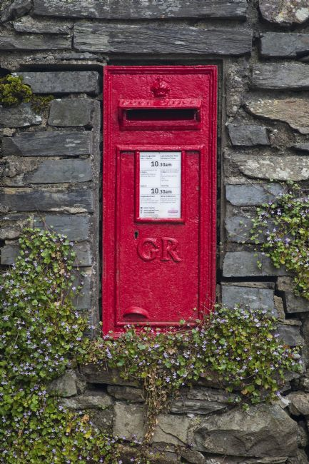 Rory Trappe | Post box