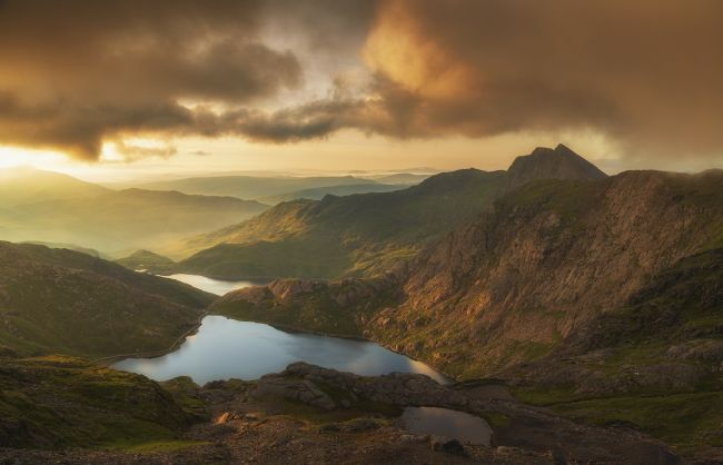 Rory Trappe | View from the PYG track