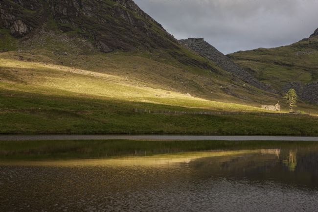 Rory Trappe | Cwmorthin chapel