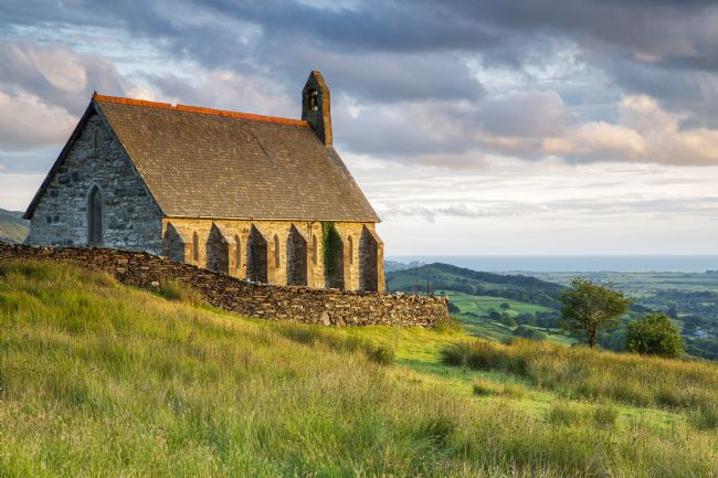 Rory Trappe | Saint Tecwyns Church