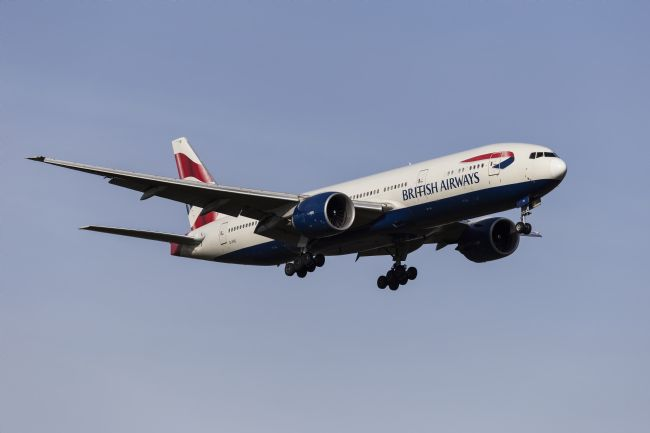 David Pyatt | British Airways Boeing 777-236