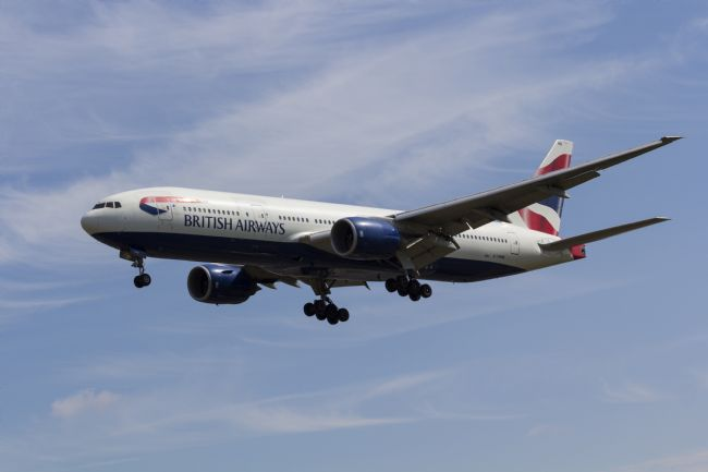 David Pyatt | British Airways Boeing 777