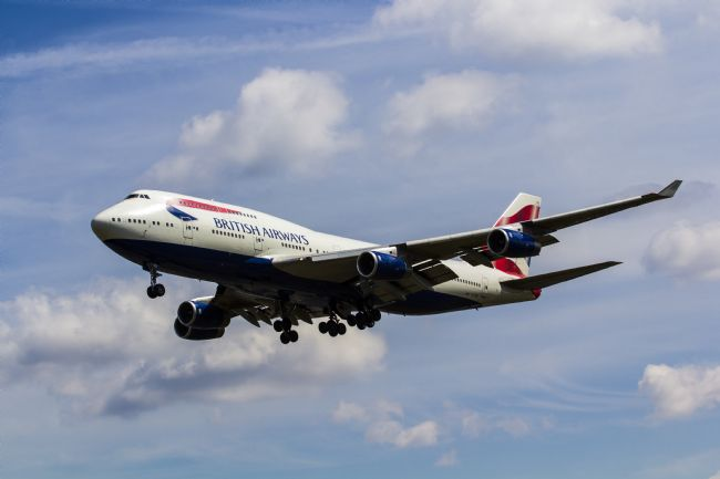 David Pyatt | British Airways Boeing 747