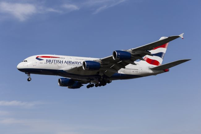 David Pyatt | British Airways Airbus A380