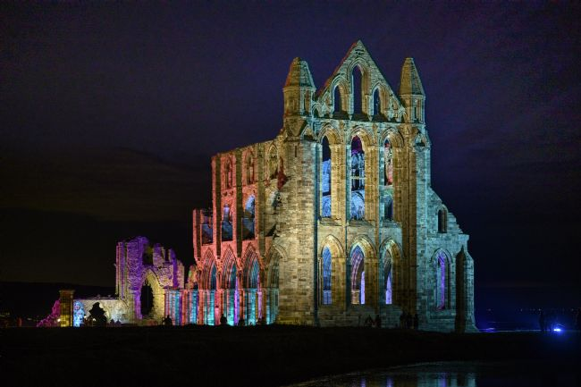 Chris  North | Whitby Abbey.