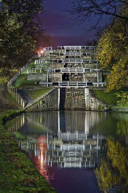Chris  North | Five Rise Lock Bingley, West Yorkshire.