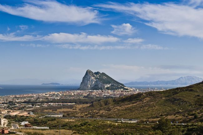 Chris  North | The Rock of Gibraltar.