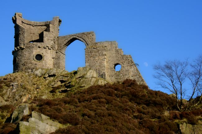 Andrew Heaps | Mow Cop caste (Folly).