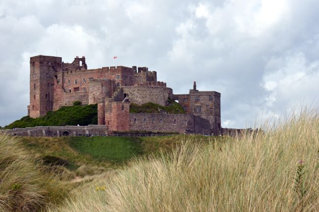 Andrew Heaps | Bamburgh Castle in Northumberland