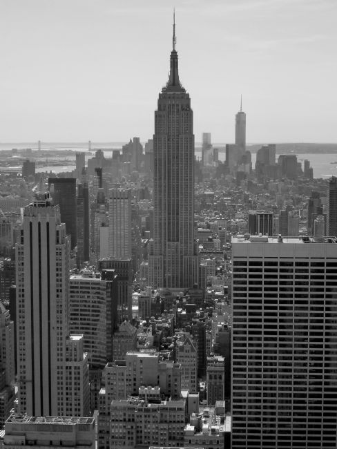Andrew Heaps | Empire State Building in New York City