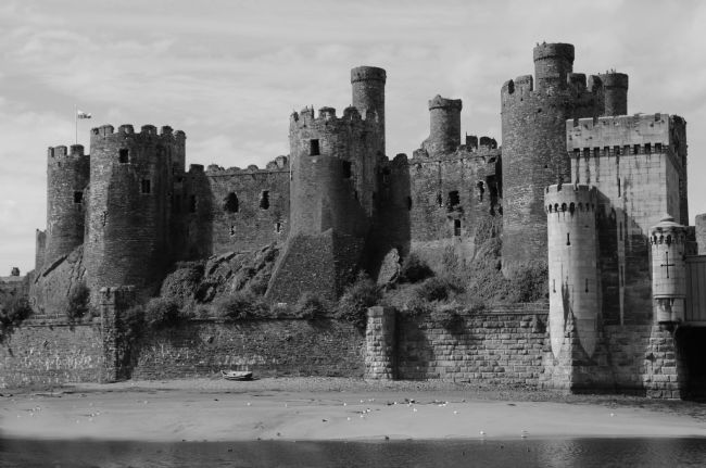 Andrew Heaps | Conwy castle