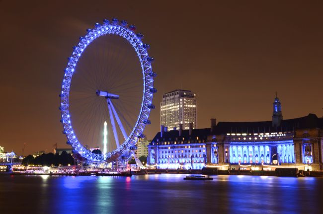Andrew Heaps | London eye