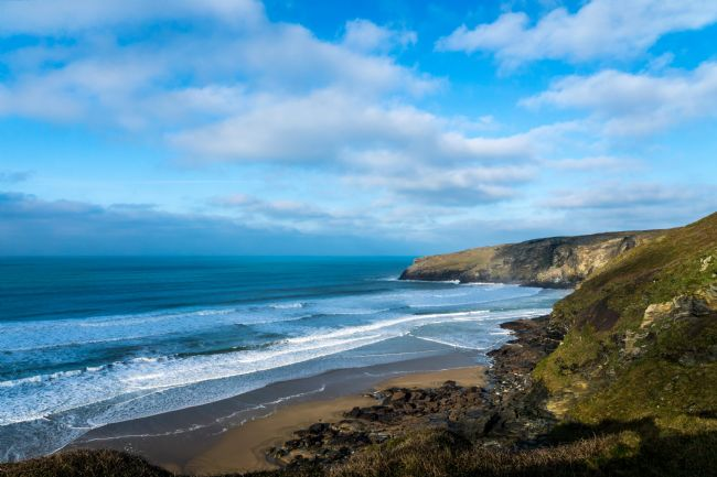 David Wilkins | Trebarwith Strand