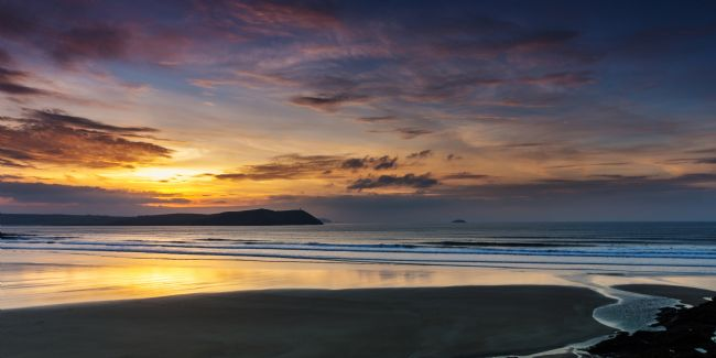 David Wilkins | Polzeath Sunset