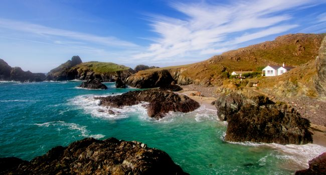yvonne carroll | Kynance Cove, Cornwall