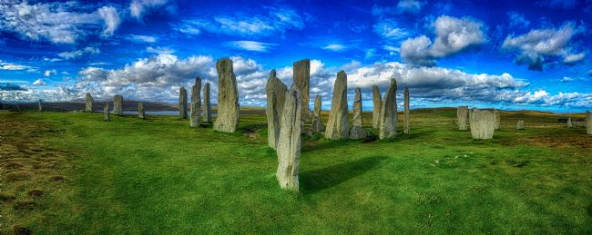 yvonne & paul carroll | Callanish Standing Stones Isle of Lewis