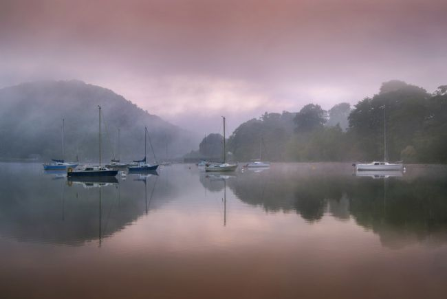 Adrian Campfield | Dawn over Lake Ullswater