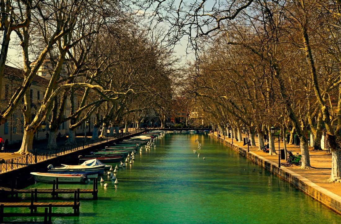 Kris Ohlsson | Annecy River in France