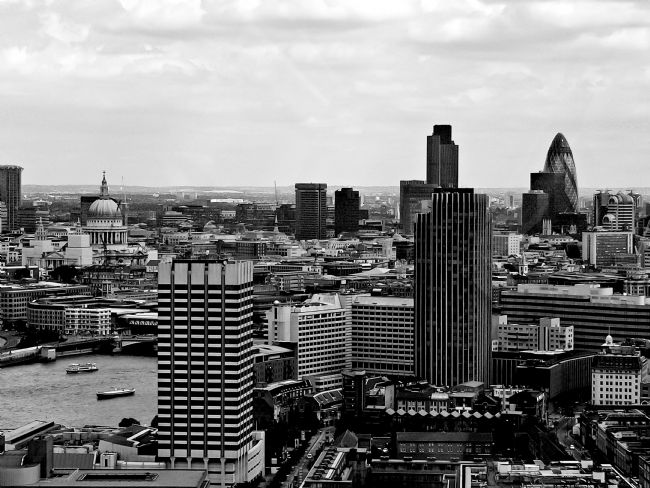 Kris Ohlsson | London Arial