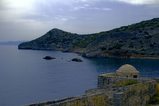 Kris Ohlsson | Spinalonga Shoreline