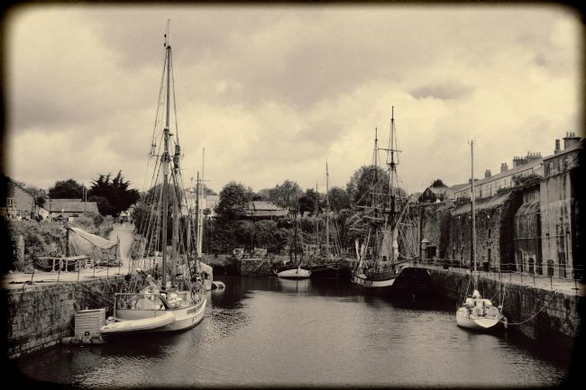 Kris Ohlsson | Charlestown Harbour Aged