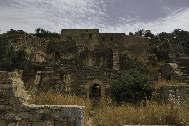 Kris Ohlsson | The Ruins of Spinalonga